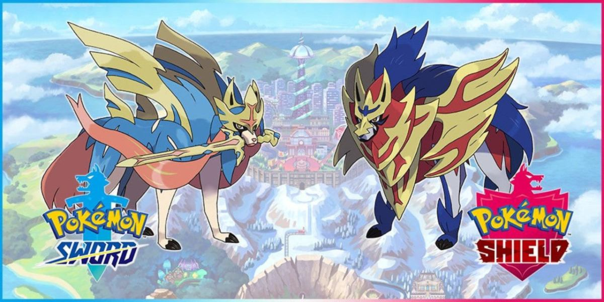 Pokemon Sword & Shield:Update