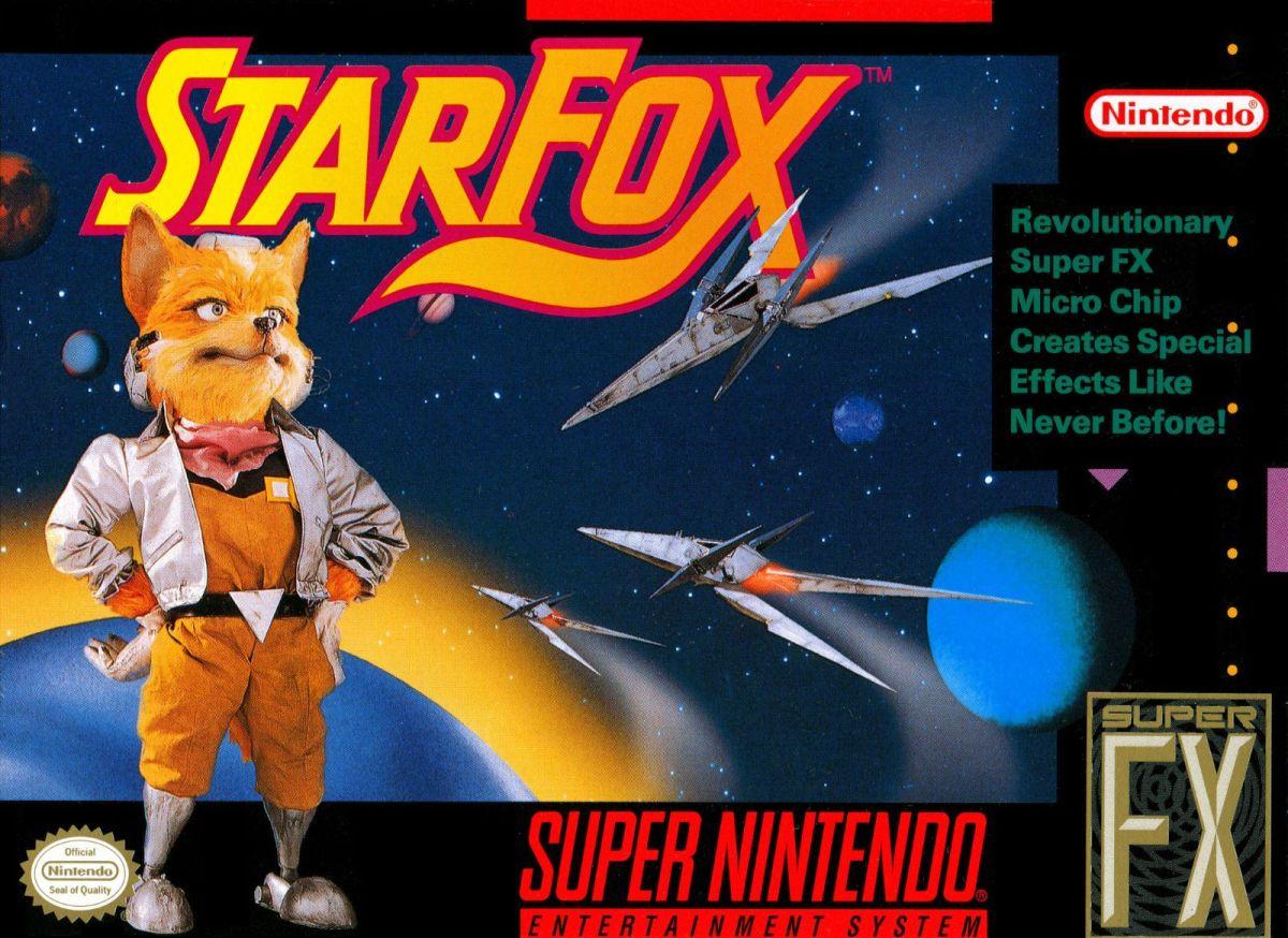 SNES Classics: Star FoxReview