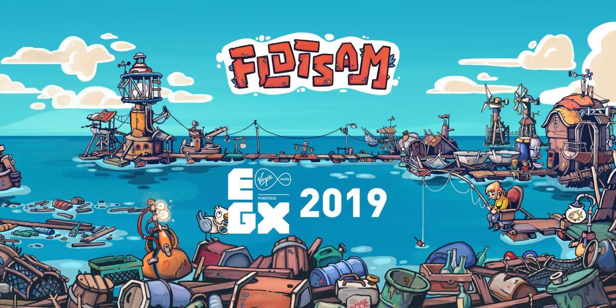 EGX 2019:Flotsam