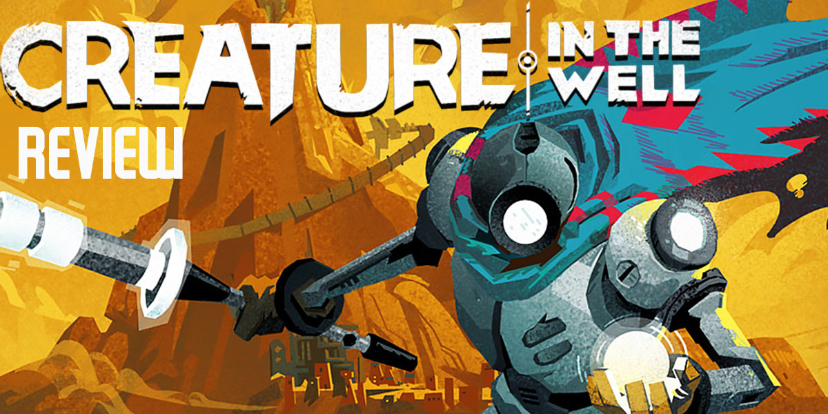 Creature in the WellReview
