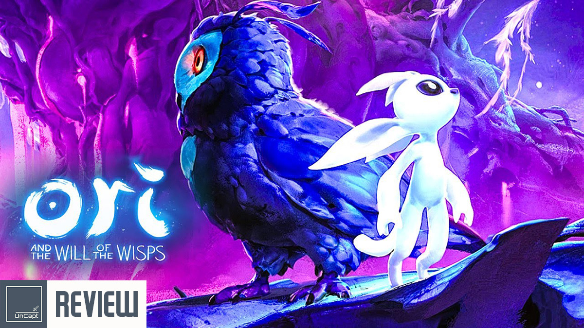 Ori and the Will of the WispsReview