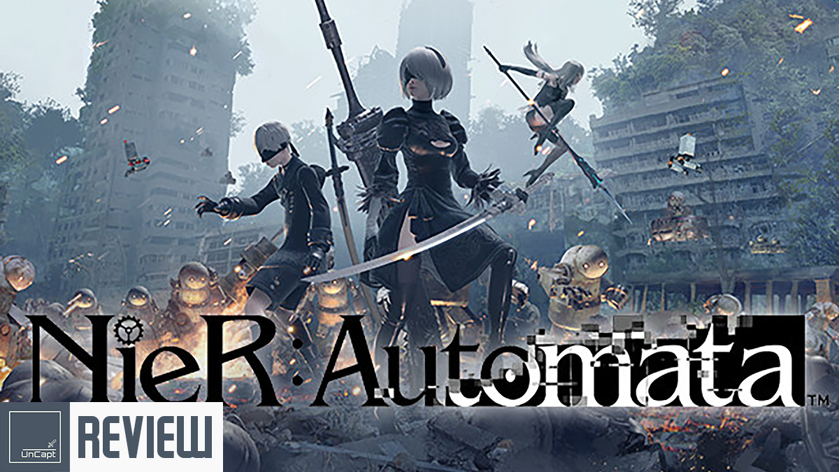 NieR Automata: Become as GodReview