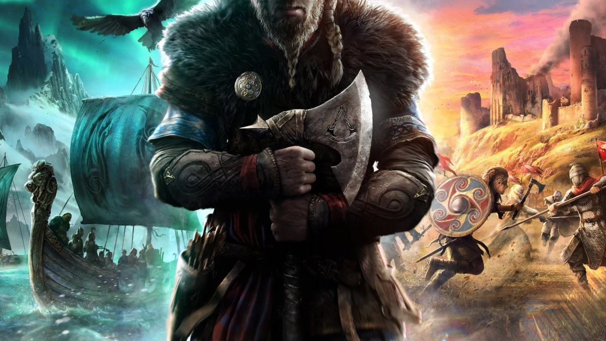 Assassin's Creed Valhalla Invades PC and Consoles Holiday2020