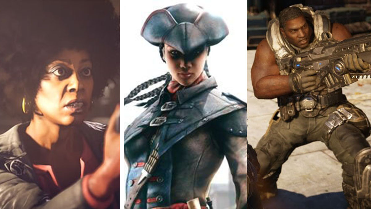 Why we need more black characters in VideoGames