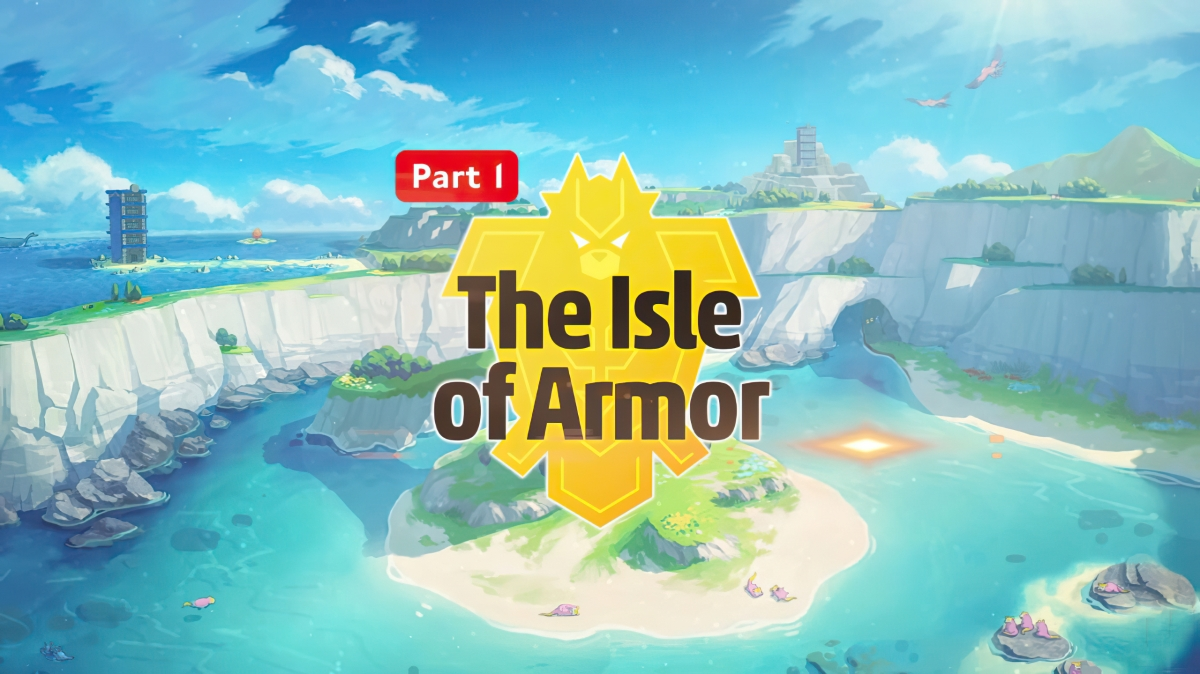 The Isle of Armor Review (PokemonSword)