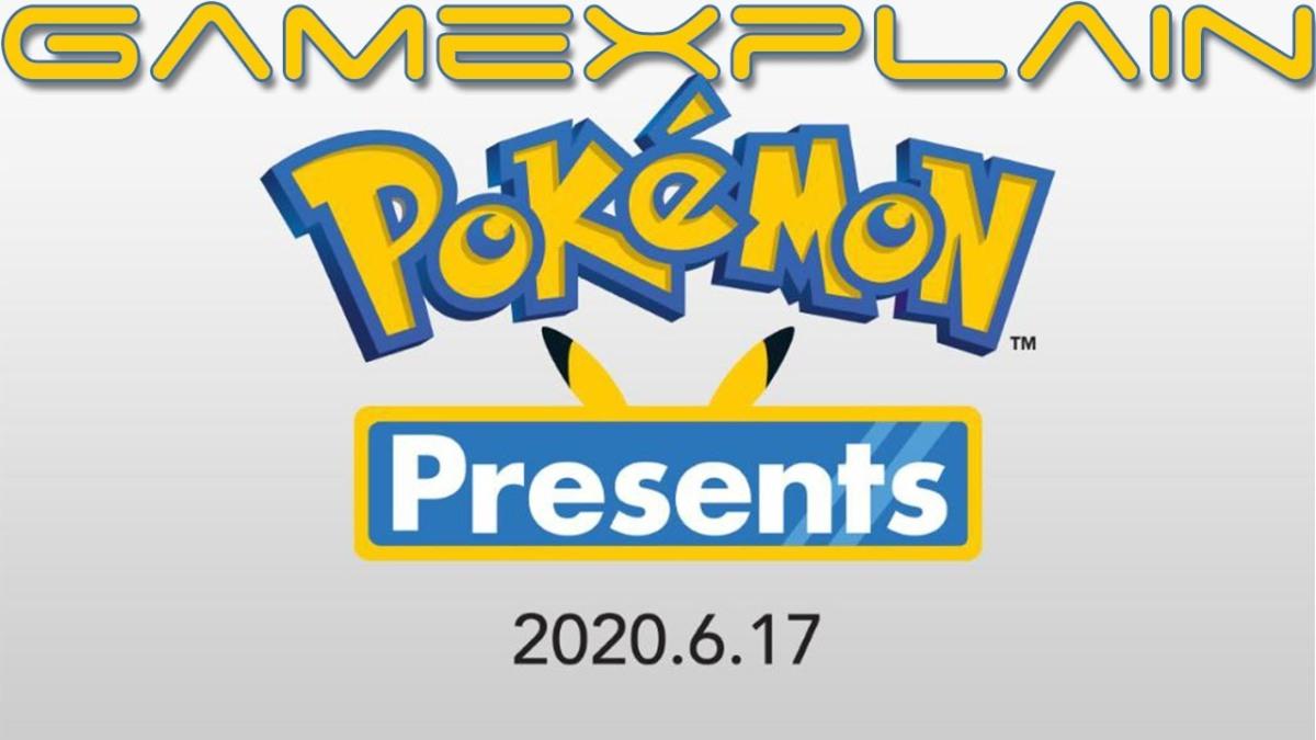 Pokemon Presents –17.06.2020